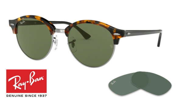 Ray-Ban 4246 Replacement Lenses