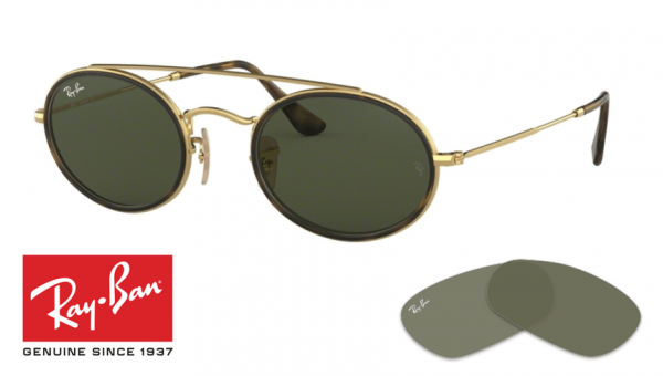Original Ray-Ban 3847N Replacement Lenses