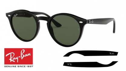 Ray-Ban 2180 Replacement Arms-Temples