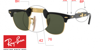 Ray-Ban 2176 Replacement Parts