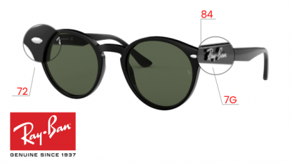 Ray-Ban 2180 Replacement Parts
