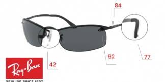 Ray-Ban 3183 Replacement Parts