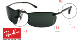 Ray-Ban 3186 Replacement Parts