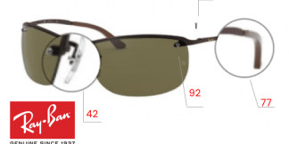Ray-Ban 3187 Replacement Parts