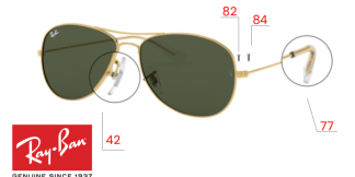 Ray-Ban 3362 Replacement Parts