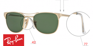 Ray-Ban 3429 Replacement Parts
