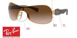 Ray-Ban 3471 Replacement Parts
