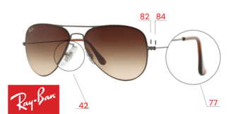 Ray-Ban 3513 Replacement Parts