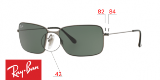 Ray-Ban 3514 Replacement Parts