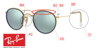 Ray-Ban 3517 Replacement Parts