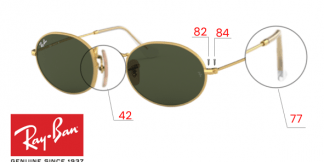 Ray-Ban 3547 Replacement Parts