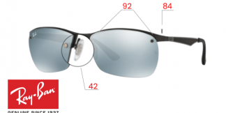 Ray-Ban 3550 Replacement Parts