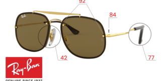 Ray-Ban 3583N Replacement Parts