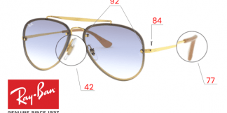 Ray-Ban 3584N Replacement parts