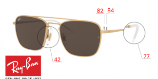 Ray-Ban 3588 Replacement parts