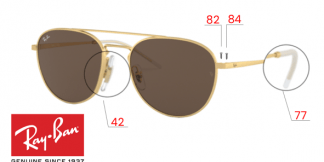 Ray-Ban 3589 Replacement Parts
