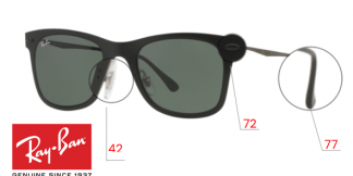 Ray-Ban 4210 Replacement Parts