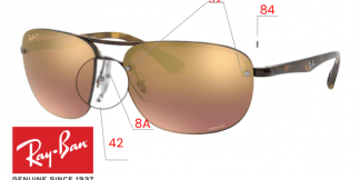 Ray-Ban 4275CH Replacement parts