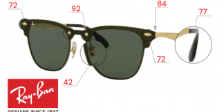 Ray-Ban 3576N Replacement parts