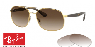 Ray-Ban 3593 Replacement Lenses