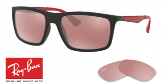 Ray-Ban 4228M Replacement Lenses