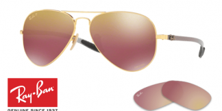 Ray-Ban 8317CH Replacement Lenses