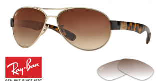 Ray-Ban 3509 Replacement Lenses