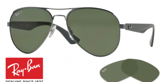 Ray-Ban 3523 Replacement Lenses