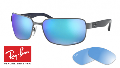 Ray-Ban 3566CH Replacement Lenses