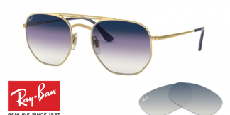 Ray-Ban 3609 Replacement Lenses