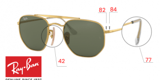 Ray-Ban 3648 Replacement Parts