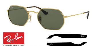 Original Ray-Ban 3556N Replacement Arms-Temples
