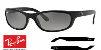 Ray-Ban 4115 Replacement Arms-Temples