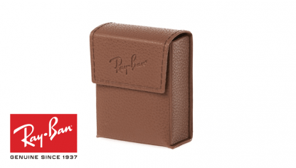 Original Ray-Ban Folding Brown Cover | Original Ray-Ban Folding Brown Case