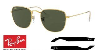 Original Ray-Ban 3857 Frank Replacement Arms-Temples