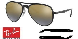 Original Ray-Ban 4320CH Replacement Arms-Temples