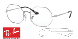 Original Ray-Ban Eyeglasses 1972v Replacement Arms-Temples