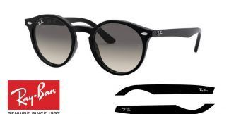 Original Ray-Ban Junior 9064S Replacement Arms-Temples