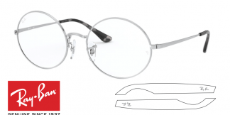 Original Ray-Ban Eyeglasses 1970V Replacement Arms-Temples