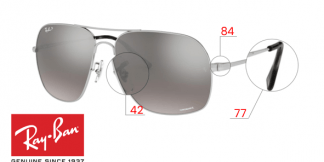 Original Ray-Ban 3587CH Replacement Parts