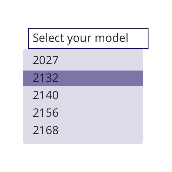 Select your modelo Ray Ban