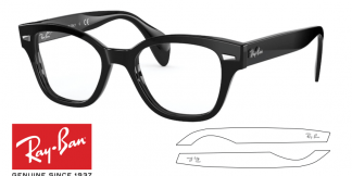 Ray-Ban Eyeglasses 0880 Original Replacement Arms-Temples