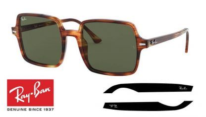 Ray-Ban 1973 SQUARE II Original Replacement Arms-Temples