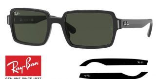 Ray-Ban 2190 JEFFREY Original Replacement Arms-Temples