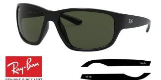 Ray-Ban 4300 Original Replacement Arms-Temples