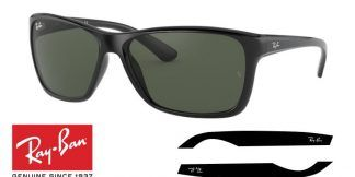 Ray-Ban 4331 Original Replacement Arms-Temples