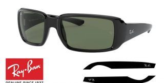 Ray-Ban 4338 Original Replacement Arms-Temples