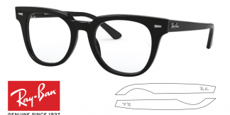 Ray-Ban Eyeglasses 5377 METEOR Original Replacement Arms-Temples