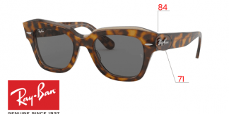 Original Ray-Ban 2186 STATE STREET Replacement Parts