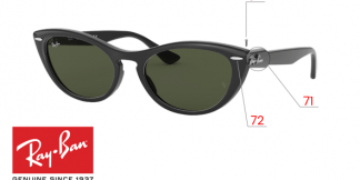 Ray-Ban 4314N Nina Original Replacement Parts
